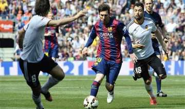 messi suarez score as barcelona beats valencia 2...