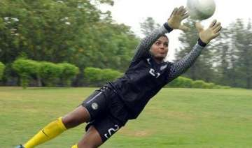 indian female footballer signed up by epl club...