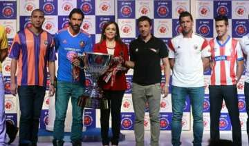 isl gives indian football a re launch pad - India...