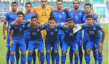 world cup qualifier india lose five in a row as...
