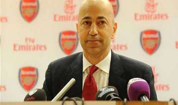arsenal ceo not happy with season top 4 to become...