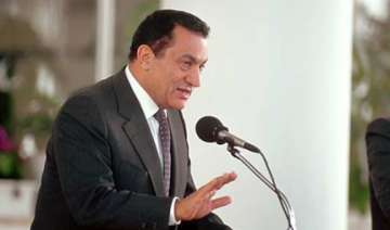 mubarak says he will not tolerate humiliation of...