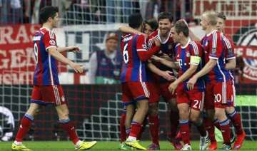 bayern can seal bundesliga title with 4 matches...