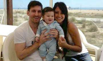 lionel messi says he is to become father for 2nd...