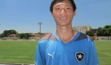 chinese tang shi trains with real madrid castilla...