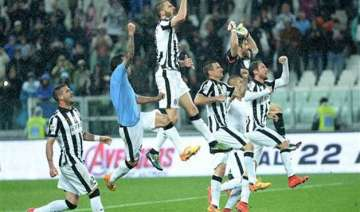 juventus ready to end italy s champions league...