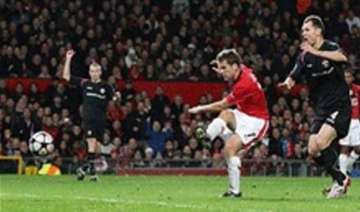 manchester united draw against cska moscow -...