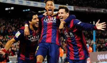 suarez neymar have brought messi back to his best...