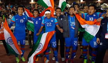 india beats afghanistan 4 0 to defend saff title...