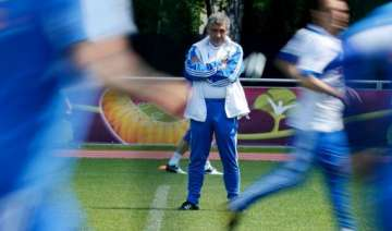 injury hit greece has another scare at euro 2012...
