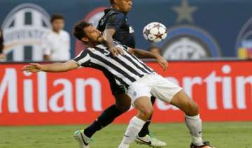 inter milan gets 7th place in friendly tournament...
