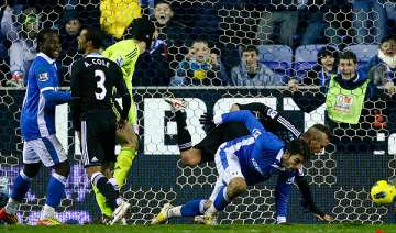 jordi gomez earns wigan a 1 1 draw against...