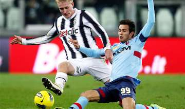 juventus beats bologna 2 1 in italian cup - India...