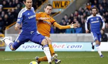 lampard secures 2 1 win for chelsea at wolves -...