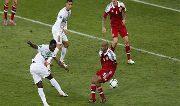 late varela goal gives portugal 3 2 win over...
