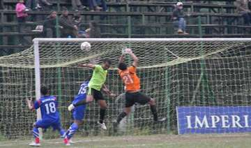 mpft vs ahfc ends in goalless draw - India TV