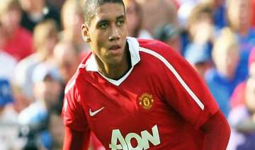 man united gives smalling 5 year contract - India...