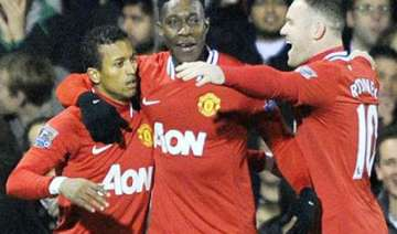 man united hoping to turn up heat on city - India...