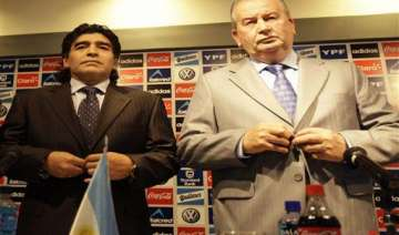 maradona repeats doping charges against...