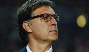 martino pleased after home debut as barca coach -...