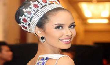 meet miss world 2013 megan young barcelona s...