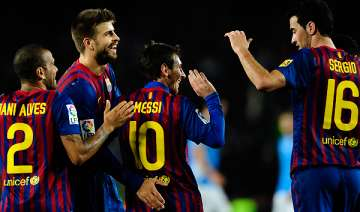 messi scores double after quick recovery from flu...