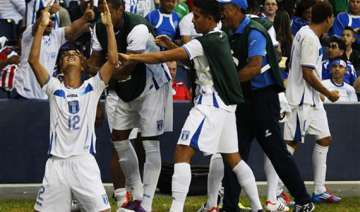 mexico honduras seal olympic berths - India TV
