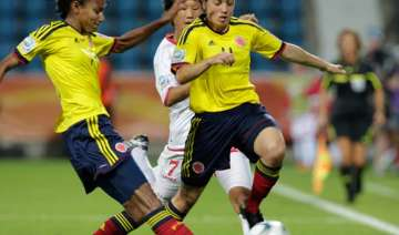 nkorea colombia draw 0 0 at women s world cup -...