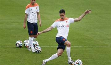 netherlands looking to stymie spain in world cup...
