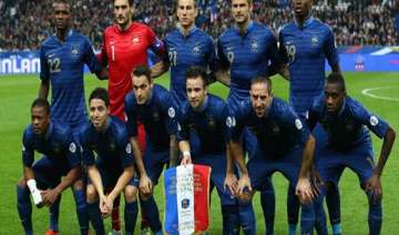 only 9 percent french fans think les bleus will...