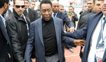 pele fears protests could ruin world cup - India...