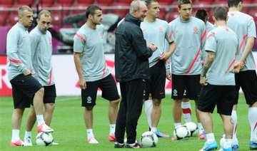 poland coach builds national team with discipline...