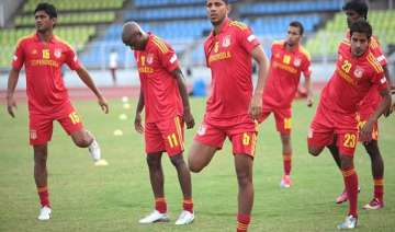pune fc snatch draw earn first overseas point -...