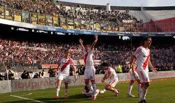 river plate promoted to argentina 1st division -...