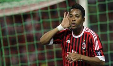 robinho signs 2 year contract extension at milan...