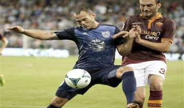 roma beats mls all stars 3 1 in friendly - India...