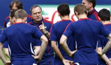 russia players focussed on match not troubles -...