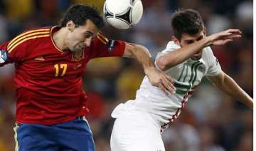 spain beat portugal to reach euro final - India TV