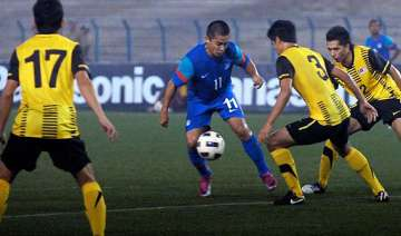 spirited afghanistan hold india 1 1 in saff...