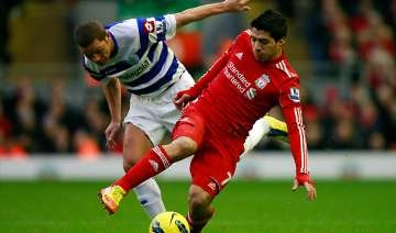 suarez gives liverpool 1 0 win over qpr in league...