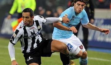 udinese s benatia escapes uninjured from car...