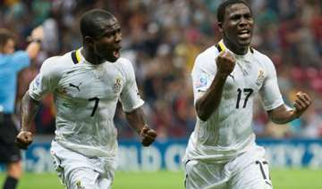 under 20 world cup ghana beats chile 4 3 in extra...