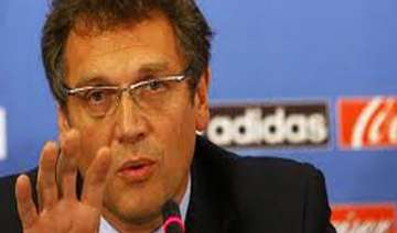 valcke to inspect world cup host cities in brazil...
