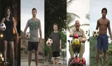 watch one of the best world cup ads ever - India...