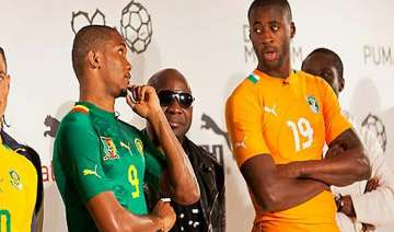 yaya toure drogba finalists for african player of...