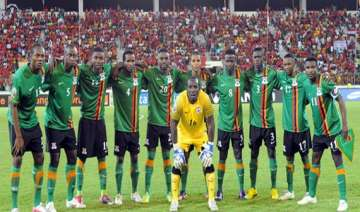 zambia to camp in west africa ahead of ghana...
