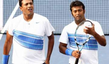 a reunion and two splits in indian tennis doubles...