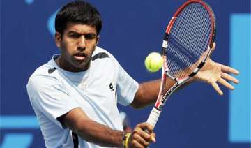 bopanna for indo pak tennis at wagah to promote...