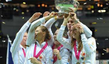 czechs retain fed cup title with 3 1 win vs...