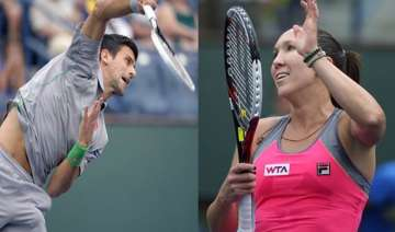 djokovic jankovic win at indian wells - India TV